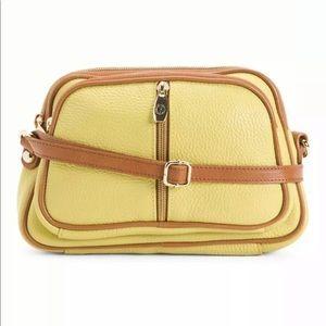 💛Valentina Crossbody Shoulder Bag NWT💛